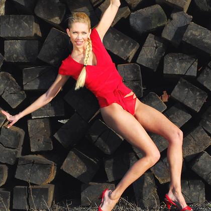 Julia abenes nude Nude Photos 55