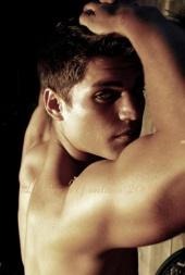 Adam Crosman, Model, Long Beach, California, US