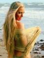 Model Hayley Palmer