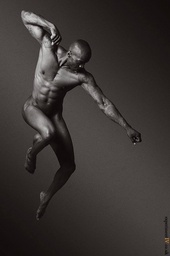 Jay Anderson Mr Africa