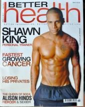 shawn darren king