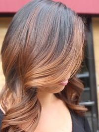 Sareena does hair