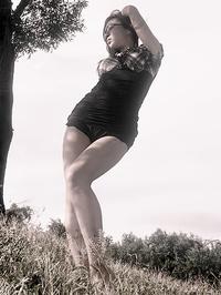 Model Shauna Cheung