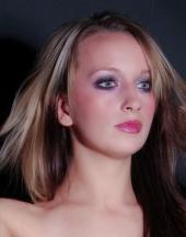 Sapphire Makeup