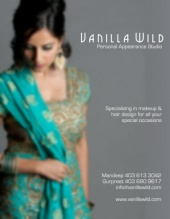 vanilla wild