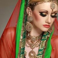 exotic beauty make-up