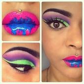 Haeme Banton Make-up