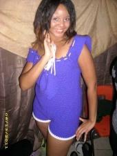 Telania Ebony