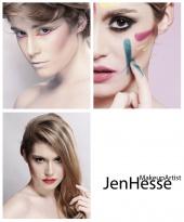 Jen Hesse Makeup