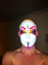 DiscoLipstick Makeup