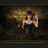Cellar Portrait Studio      Wendy Veugeler Artist