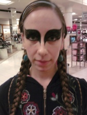 MakeUp Postergirl