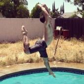 Justin Dancing Ramsey