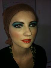 Zoe Bergmans Make Up