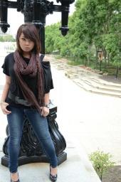 Christina Tina Chang