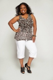 Plus Model Katrina