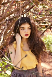 April Rose Makeup