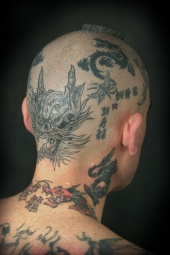 Tattooed Dragon