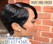 JIMMY D HAIR MASTER