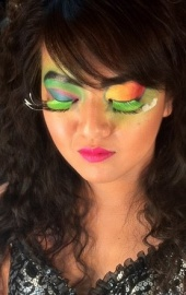 Makeup by Carisa Magno