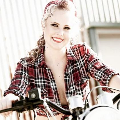 Candace Blanchard, Model, Asheville, North Carolina, US