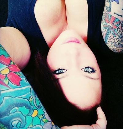 Inked Up Doll