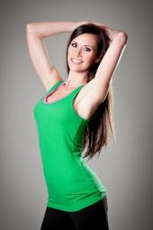 Model Nikki Phillips