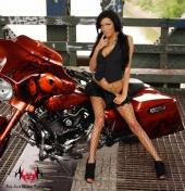 Ride Hard Custom Photo
