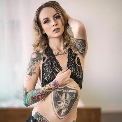 Lauren Amber Jones