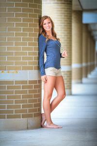 Christina Evans Model
