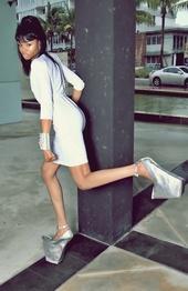 Rita Tall Model