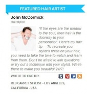 John McCormick Hair