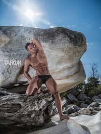 Chris Clarke model