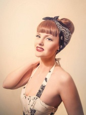 Pinup Doll Alice Oxley