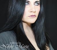 makeup by Nikki Marie