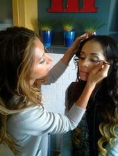Jolie V Makeup Artist