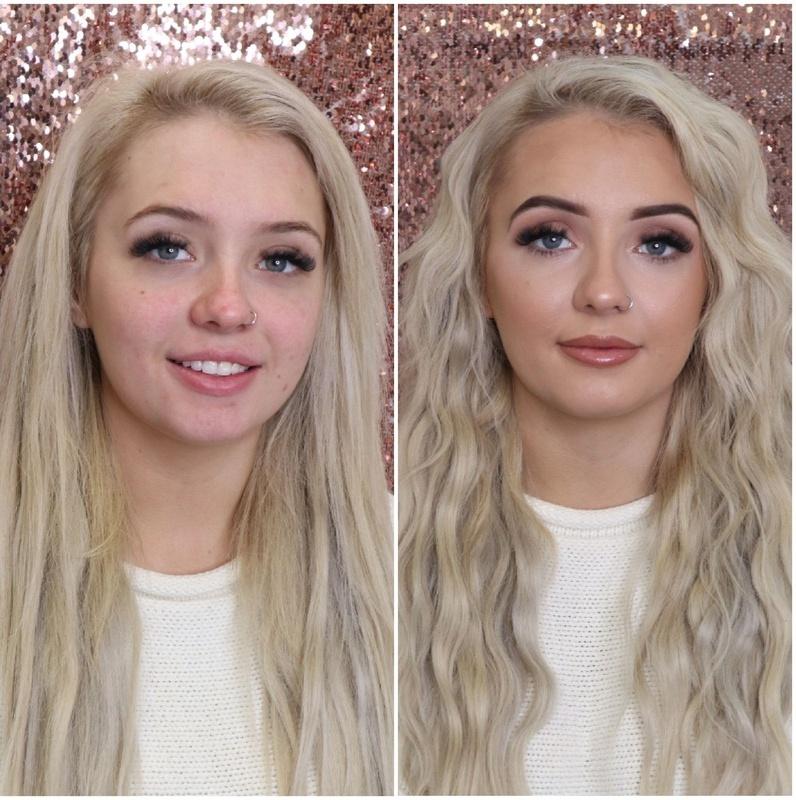 JT Makeup artist