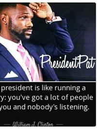 PresidentPat