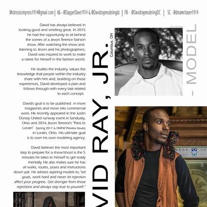 David Ray Modeling