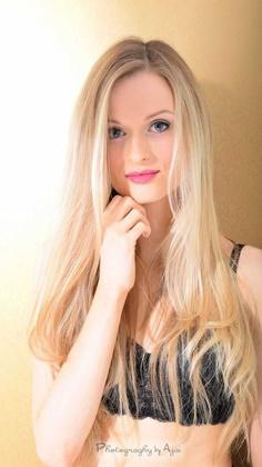 Rebecca Anne Model