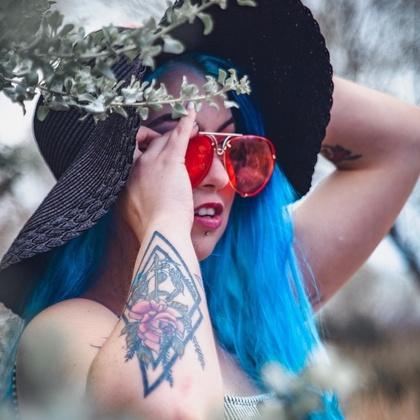 bluehairedninja