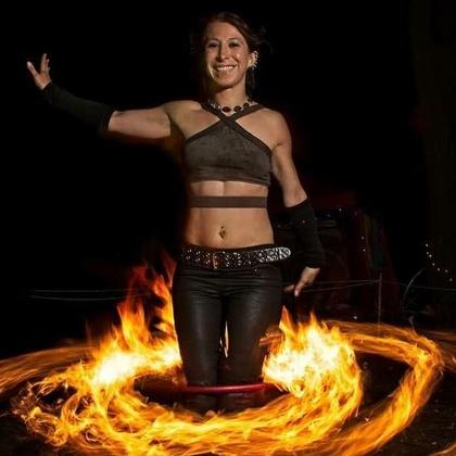 Lady Blaze