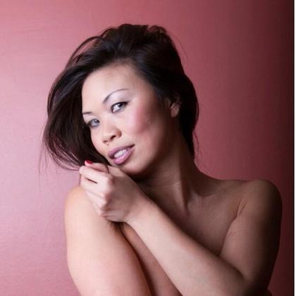 Model Melissa Lai