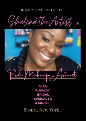 Shalina The Artist_