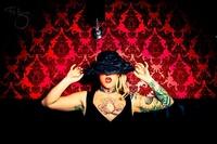Miss Dinah Deville