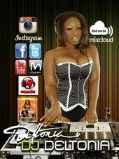 DJ Deltonia Cannon