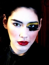 Alison NYC make-up