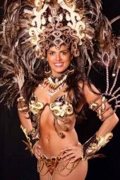 Elisabeth Salsa samba
