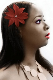 Ms Ivy - Plus Model