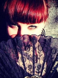 Goth Kitty Jen